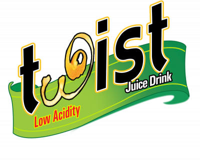 Twist fruit drinks